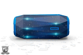 Caixa De Som Bluetooth Philips Shoqbox Sb500 30w Original