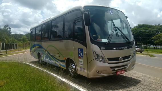 Micro Ônibus Neobus Thunder Plus 2008/9 Wc 28 Pas R$135.000