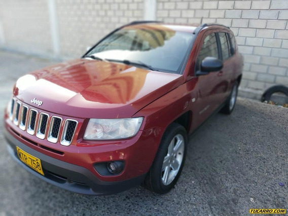 Jeep Compass Limited 2012 4x4 Automatica
