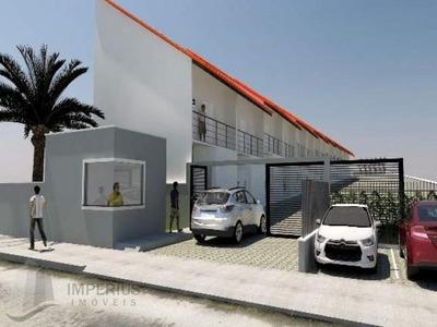 Casa Sobrado Com 2 Dormitórios, 2 Vagas Para Vender No Bairro Cesar De Souza Em Mogi Das Cruzes - Imperius Imoveis - 3011