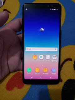 Vendo Samsung Galaxy A8 Plus 4g 64gb Dual Chip Top E Lindo