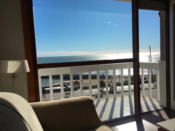 Frente Al Mar. Espectacular Vista.-3 Amb Y Cochera - Varese-