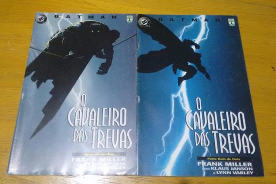 Batman - O Cavaleiro Das Trevas - Ed. Abril - 2002
