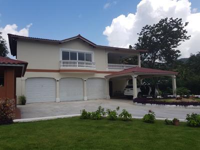 Vendo Espectacular Casa En El Valle De Anton