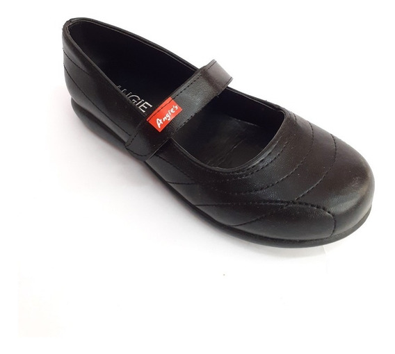Zapato Angie Guillermina Nena Escolar Colegial N°27-33 Niña