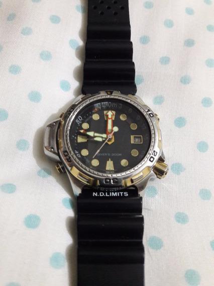 Relógio Citizen Mini Aqualand 5811 Junior Leia Descrição
