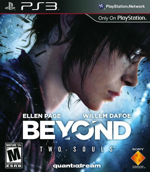 Jogo Playstation 3 Beyond Two Souls Novo Lacrado