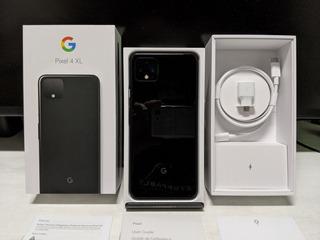 Google Pixel 4 Xl 64 Gb Preto