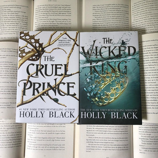 The Cruel Prince Y The Wicked King - Libros