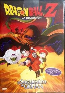 Dragon Ball Z Gohan Dvd Original 100%