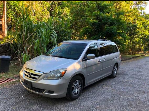 Honda Odyssey Touring 2007 (solo Venta, No Se Cambia)