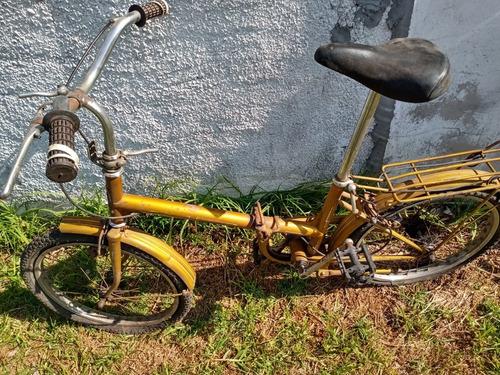 Bicicleta Legnano Original No Plegable Rodado 20