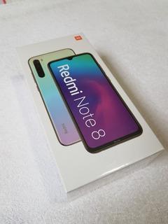 Preço Até 19/12 Xiaomi Redmi Note 8 64gb Global Lacrado.