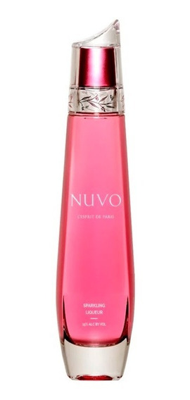 Licor De Vodka Nuvo 1/750ml/15%