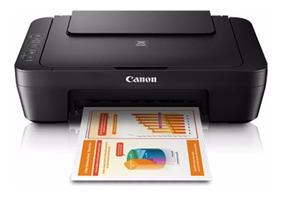 Multifuncional Canon Mg2510 Colorida Copia/imprime/escaneia