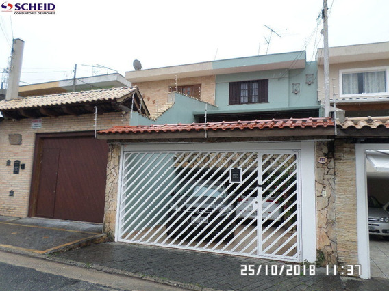 Lindo Sobrado 141 M²: 4 Dorms, 2 Suítes, 3 Vagas Completo!!!* - Mr26097