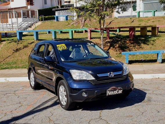 Cr-v Exl 4x4 Aut 2.0 2008