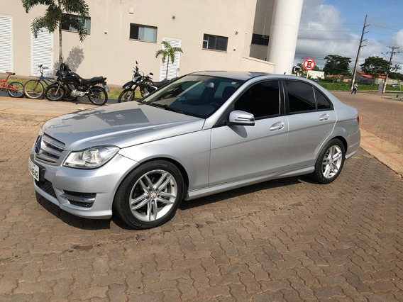 Mercedes-benz Classe C 1.6 Sport Turbo 4p 2013