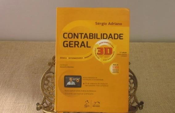 Livro Contabilidade Geral 3d