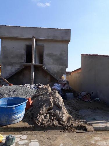 Imagem 1 de 1 de Casa Para Venda Em Itanhaém, Suarão, 2 Dormitórios, 1 Banheiro, 1 Vaga - It764_2-1080009