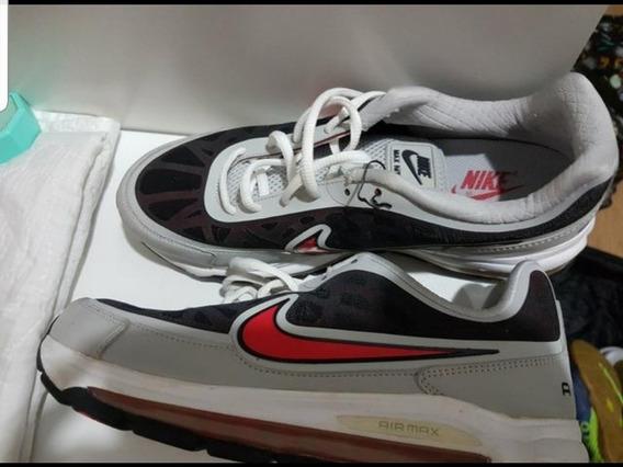 Tênis Nike Airmax Na Etiqueta Importado