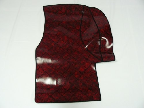 Alfombra Ceramica 1112-1114 C/grande Rojo Envio Gratis Mb