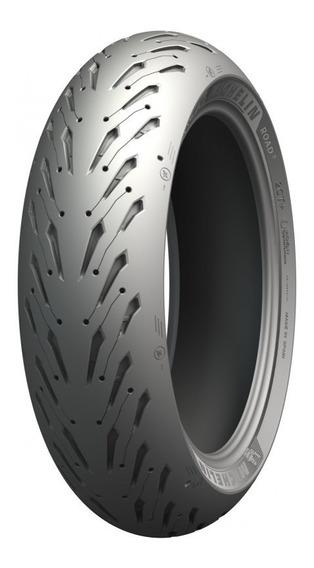 Pneu Michelin Pilot Road 5 190/50-17 Lançamento