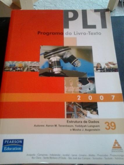Livro Usado Estrutura De Dados Livro Universitário