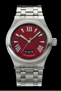 Reloj Automatico Hombre Acero Android Ad456bbr Envio 24h