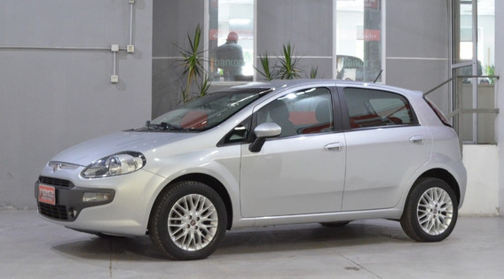 Fiat Punto Essence 1.6 16v Nafta 2014 5 Puertas Color Gris