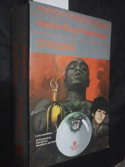 Livro O Talismã Stephen King 1985
