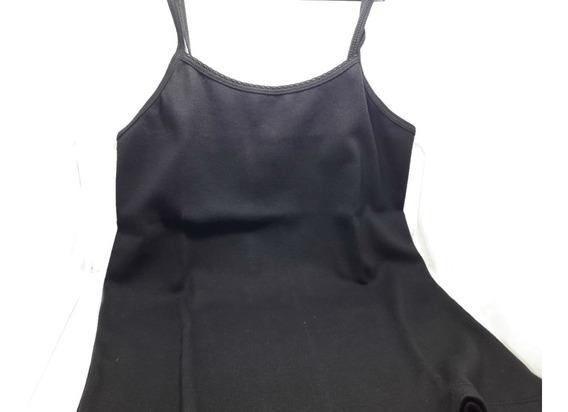 Camiseta Bretel Bretelito De Algodon Marca Pora