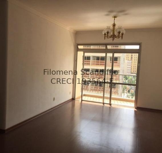 Apartamento Com 3 Dorms Em Campinas - Vila Itapura Por 590.0 - 96