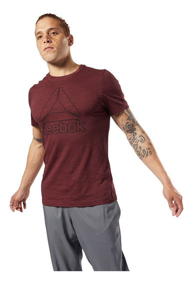 Remera Reebok Essentials Marble 0068