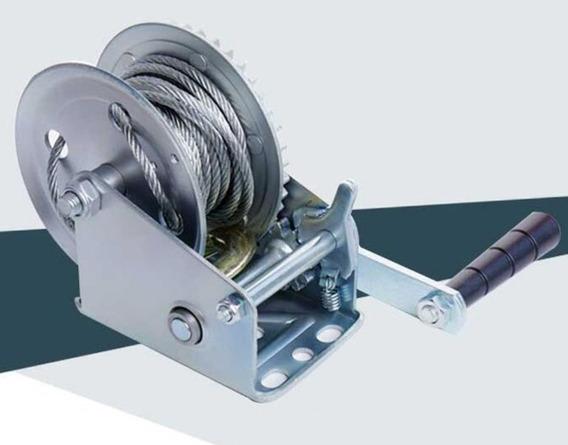 Malacate Invernadero 600lb Con 7m Cable **envío Gratis**