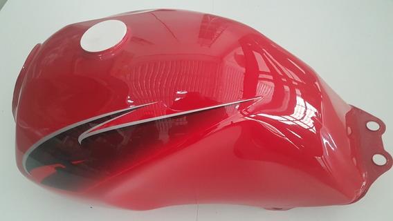 Tanque Combustível Vermelho Yes 125 Se 2012 44017h45f40hf06