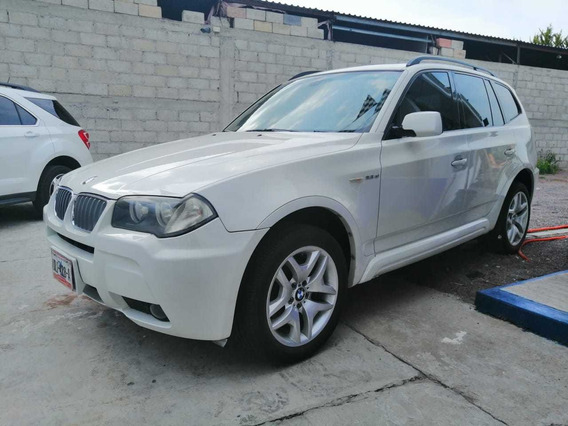 Bmw X3 2009 Motor 2.5 Si M Sport 6vel At