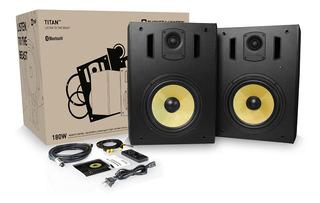 Parlante Thonet & Vander Titan 180w Rms Bluetooth