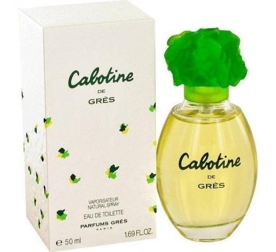 Perfume Feminino Cabotine De Grés 50ml Lacrado Original