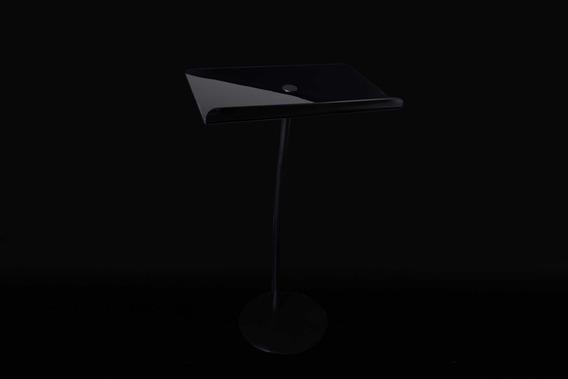 Púlpito Moderno Minimalista Color Negro