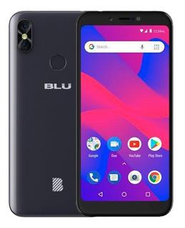 Blu Studio Mega Lte 6`` 16gb 1gb Huella Nuevo 70vrds