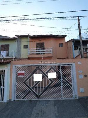 Sobrado Para Locação - Vila Oliveira - Codigo: So0022 - So0022