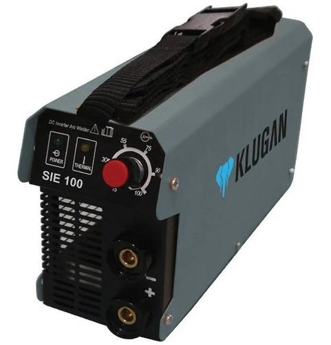 Soldadora Inverter 20 -200 Amp Turbo Ventilad Klugan Sie200