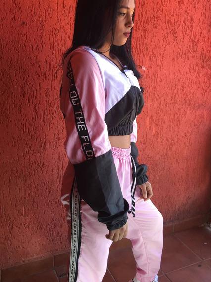 Calça Estilosa Jogger Moda Feminina