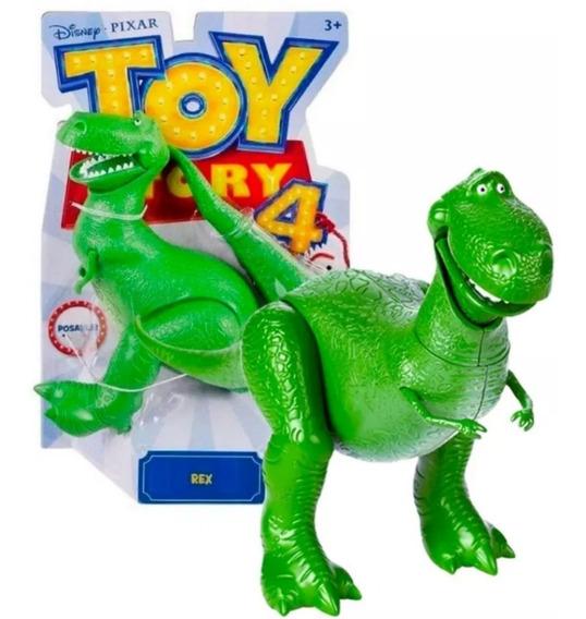 Rex Dinosaurio Toy Story 4 Mide 24 Cm Envio Inmediato