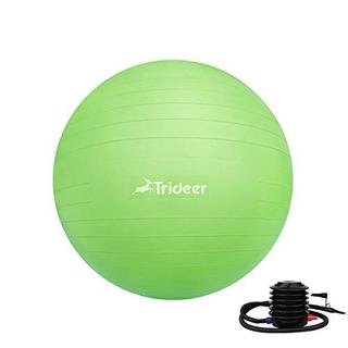 Trideer R Balon De Ejercicio, Yoga, Bola De Natacion Con Bom