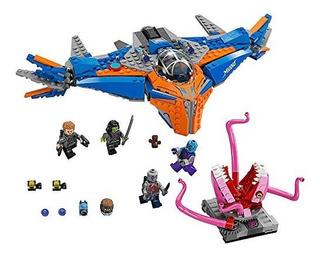 Lego Marvel Super Heroes The Milano Vs. The Abilisk 76081 Ju