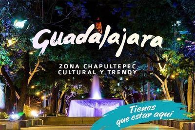 Departamentos En Preventa, Colonia Americana, Chapultepec