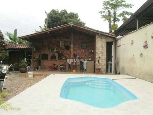 Imagem 1 de 10 de Casa Em Terreno De 360 M², 2 Quartos Por R$ 475.000 - Piratininga - Ca19457