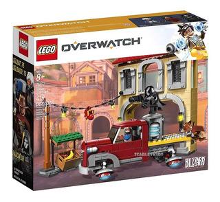 Lego Overwatch 75972 Original 419 P Soldado 76 Scarlet Kids